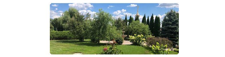 Июль в Алексеево-Акатовом монастыре