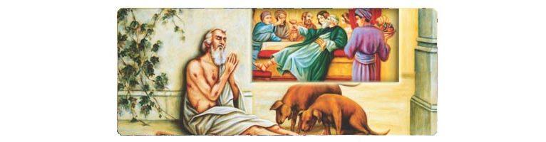 Размышления о евангельском повествовании. «Притча о богаче и Лазаре»