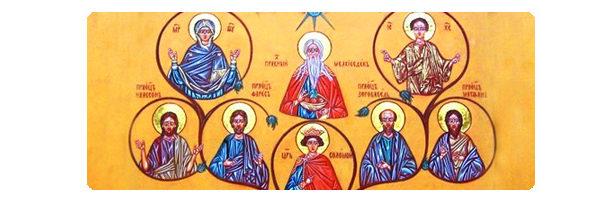 Проповедь в Неделю святых отец