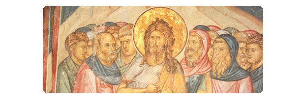 Проповедь в Неделю перед Богоявлением. Служение Иоанна Крестителя.