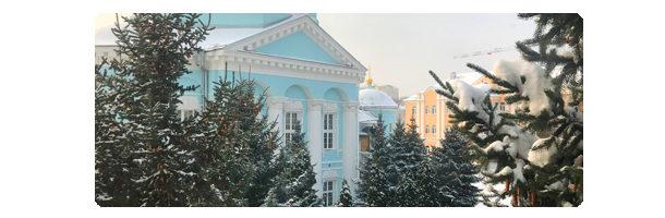 В Алексеево-Акатовом монастыре молитвенно почтили память свщмч. Петра (Зверева)