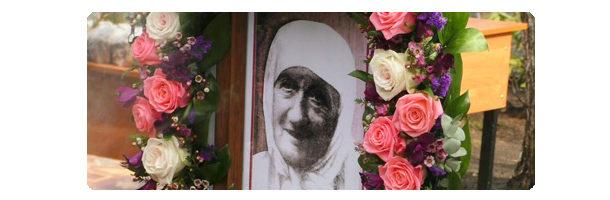 6 марта — день памяти блаженной Феоктисты